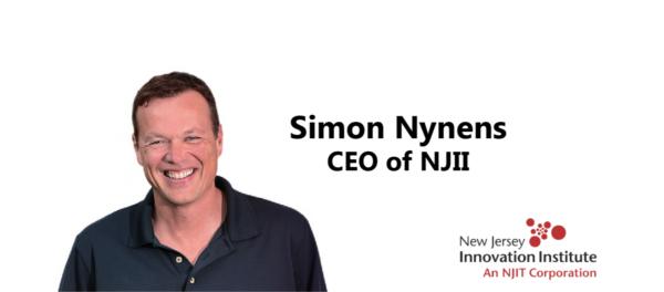 Simon Nynens, CEO NJII